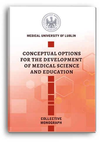 Cover for CONCEPTUAL OPTIONS FOR THE DEVELOPMENT OF MEDICAL SCIENCE AND EDUCATION